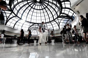 Shopping com cúpula. Fonte: Jornal Magazine
